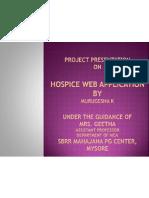 Hospice Web Application New