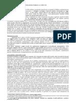 Gli Accordi Tra La Amministrazione Pubblica e i Privati