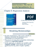 Ch08 - Regression Analysis