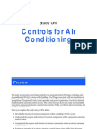 Control for Air Conditioning