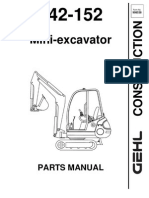 Gehl 4640e Power2 Parts Manual | Screw | Machines