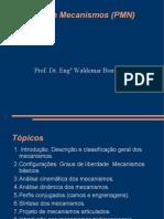 Projeto MecanismoPMN Slides
