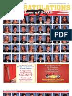 Congratulations Class of 2012