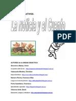 """Textos Narrativos """" la Noticia y el Cuento"""""""