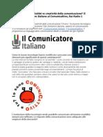 Smartphone e tablet vs creatività della comunicazione? Pier Domenico Garrone al Comunicattivo