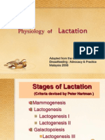 Physiology of Lactation New