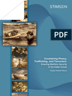 Countering Piracy, Trafficking, And Terrorism