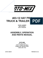 403 HayPro Truck-Trailer Manual