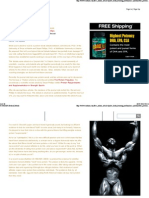 Protein Debate -Berardi