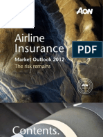 Aon Airline Insurance Market Outlook 2012 WEB
