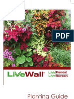 LiveWall Planting Guide