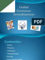 Fenomenos Termodinamicos Fisica General