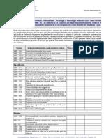Listas de Normas Técnicas - Assessotec