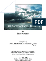 Science of Dreams by Hazrat Ibn Sireen(Radi Allahu Ta'Ala Anhu)