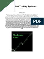 Renko Ashi Trading System 2