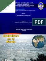 Clase 2 Acuicultura en El Mundo