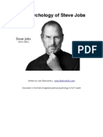 The Psychology of Steve Jobs