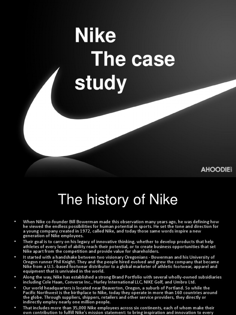 Copy of Strategic Management   Porsche Case Study by Zhang Runbin     In strategy at elementary schools to achieve better  Studies expires six months after a pool of different case study nike     s manufacturing improves the