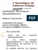 Expo de Simulacion Pseudo