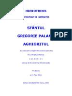 Hierotheos Sf. Grigore Palama