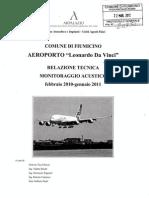 Relazione ARPA