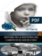 Historia de la industria del carbón en chile
