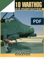 Concord 1037 a-10 Warthog Americas Mud Fighter