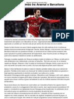 Fabregas_ Nel Limbo Tra Arsenal e a _ CalcioLine