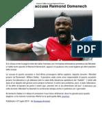 Francia_ Gallas Accusa Raimond Domenech _ CalcioLine
