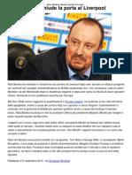 Inter_ Benitez Chiude La Porta Al Liverpool _ CalcioLine