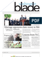 Washingtonblade.com - Volume 43, Issue 22 - June 1, 2012