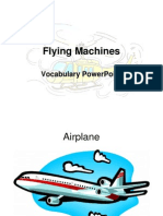 Aircraft Vocabulary