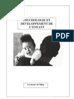 Developpement Enfant Dossier