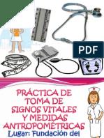 PRÁCTICA TOMA DE SIGNOS VITALES Y MEDIDAS ANTROPOMETRICAS corregida