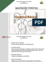 Química Básica - Galvanoplastía