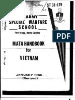 MATA Handbook for Vietnam