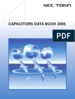Capacitors Data Book 2005 Nec-Tokin