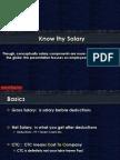 Know Thy Salary