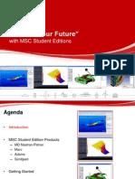 MSC Student Edition Presentation 2011