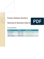 B2B Case Study - Precise Software - ePGP03 - Section B