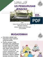KURSUS PENGURUSAN JENAZAH