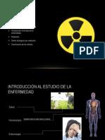 Fisiopatología Radiación