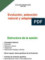 Adaptacion y seleccion