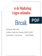 Break Plan de MKT