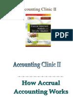 Accounting Clinic II