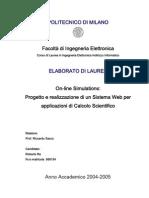INGEGNERIA INFORMATICA elaboratoRobertoRete