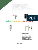 Señalizacion Ferroviaria.