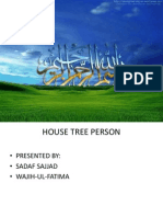 Hose Tree Person (HTP)