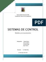 Informe Sistemas de Control