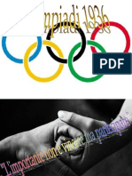 Olimpiadi '36 e Jesse Owens